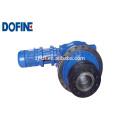 DOFINE DP series high speed gearbox electric motor worm gear