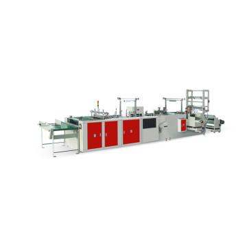 Machine de fabrication automatique de sacs à patchs multifonctions