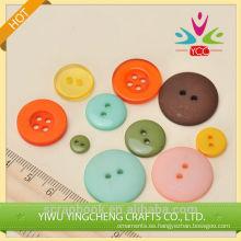 Venta por mayor nuevo diseño alta calidad ropa botón plástico