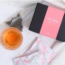 Bolso de té negro orgánico de belleza de Yunnan