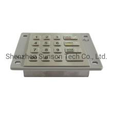 Контактная площадка для шифрования PCI 5.0 для банкоматов