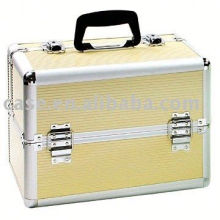 alu Aluminum cosmetic case tool box