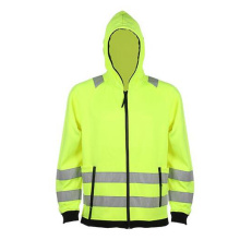 Winter Strip Yellow Reflective Safety Uniform