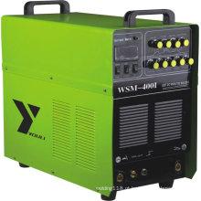 WSM-400I INVERSOR IGBT MMA / máquina de solda TIG