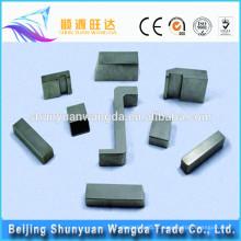OEM cnc usiné fournisseur de pièces d'acier au tungstène