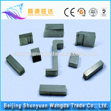 OEM cnc machined tungsten steel parts supplier