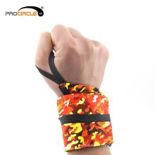 Wraps de poignet de levage de poids de remise en forme de haute qualité