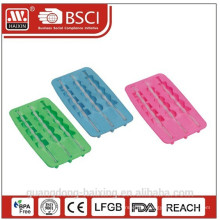 6858 ice cube tray, plastic products, plastic housewares