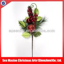 Luxuosos de luxo O Natal decorativo escolhe frutas
