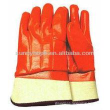 foam insulated PVC gloves