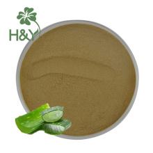Suministro de polvo de extracto de aloe vera a granel 90%