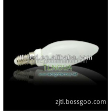 LED Chandelier Lamp E14 2.5W with Milk or Frosted cover