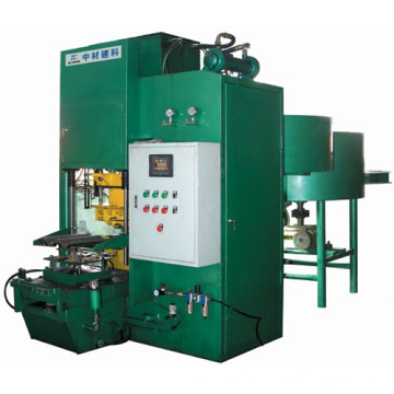 Zcw120 Roof Tile and Terrazzo Making Machine