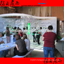 Original Beautiful Aluminum Exhibition Booth from Shanghai Factory