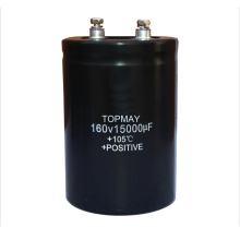 15000UF 160V Screw Terminal Electrolytic Capacitor