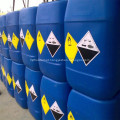 Hidrogênio peróxido de grau industrial 50% no tanque IBC
