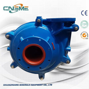 Mineraler Processing Slurry Pump