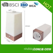 Super sensitivity Dry battery powered automatic motion LED sensor light