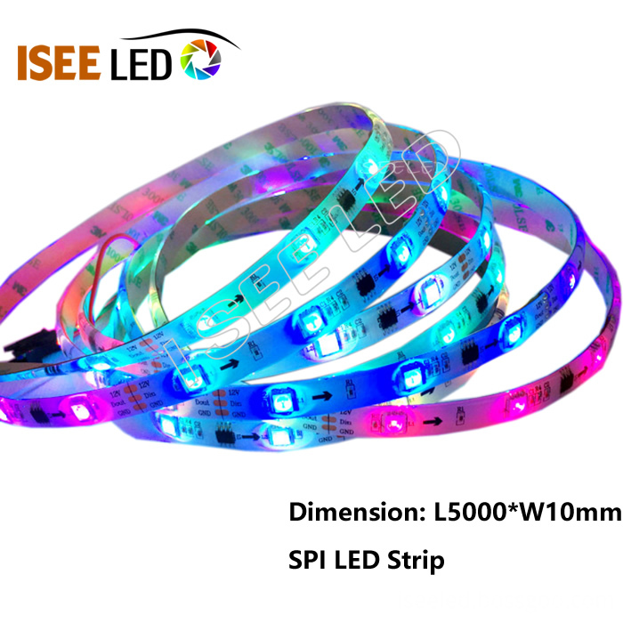 SPI RGB LED Strip