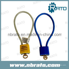 Armored Air Rifle Steel Cable Padlock