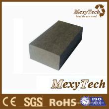 Fabricante profesional de tarima sólida WPC 140 * 40 mm