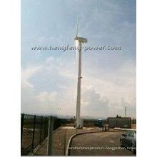 CHAUD! fabricant de pales générateur électrique de petites éoliennes 300w à 100kw, énergie éolienne, la vitesse du vent faible bruit bas commencent