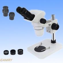 Stereo Zoom Microscópio Série Szx6745 com suporte de tipo diferente