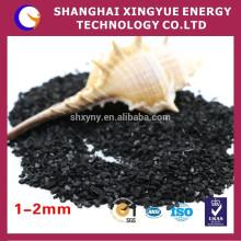 Uso de carvão ativado para purificador de ar / purificador de fumo