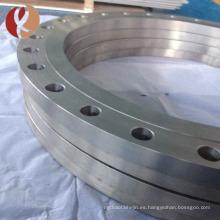 AMS 4928 Gr5 recocido precio de bucle de forja de titanio pulido