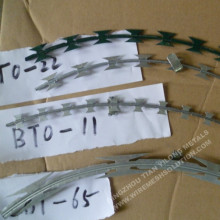 Stainless Steel Razor Blade Barbed Wire