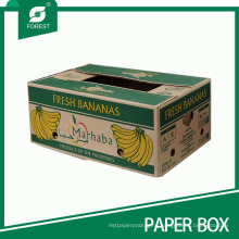 Double Wall Color Printed Fruit Shipping Box