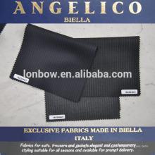 italienischer Wollanzugstoff