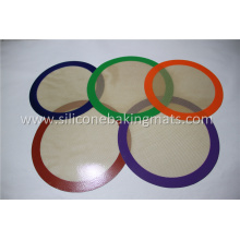 Best Quality for Custom Silicone Baking Mat Silicone Baking Mat Round export to Moldova Supplier