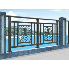 Novo estilo de guarda-corpo da varanda / balaustrada da varanda / cerca da varanda