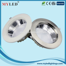 Best Selling Super Bright 8inch LED DownLight Dimmable 30W rond encastré Led DownLight