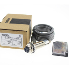Yumo M18 Sensing Range 1m Customized Infrared Photoelectric Sensor