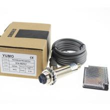 Sensor fotoelétrico infravermelho personalizado 1m da escala de detecção de Yumo M18