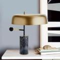 LEDER Tall Side Metal Table Lamps