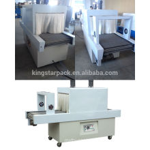 PVC film airtight packing shrink wrap film machine BSD600 for water bottle