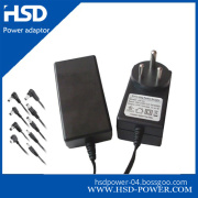 China Wall Adapter 18W 12V Switching Power Adaptor for USA Socket Manufacturer