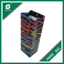 High Quality Recyclable Custom Printed Colorful Paper Bag