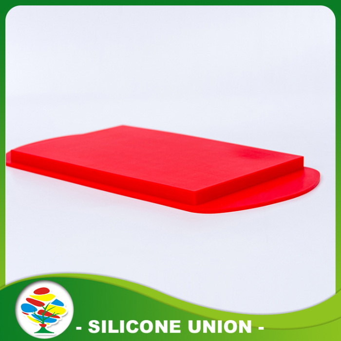 Red Silicone ice mold
