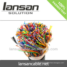 CAT3 multi strand single core cables for telecommunication