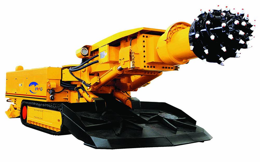 Roadheader Tunneling Machine