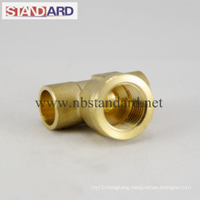 Solder Tee Fitting with Female Thread