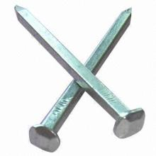 China New Product for Roofing Nails Galvanized Square Boat Nails export to Netherlands Manufacturers