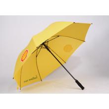 Дешевый рекламный зонтик с ручкой EVA
