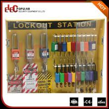 Elecpopular Artículos de calidad Safe Pad Lock Candado de la estación