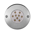 Thin 9mm Stainless Steel LED  Pool Light