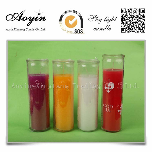 7 day candles wholesale